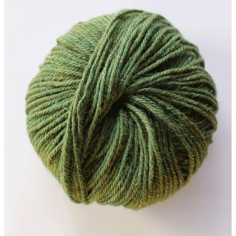 Vert chiné