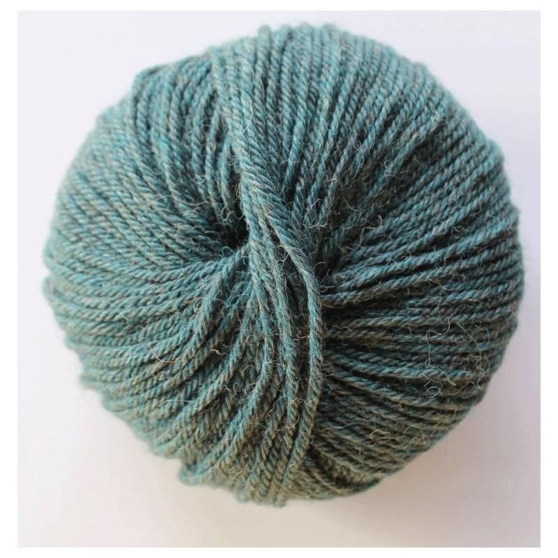 Bleu gris chiné